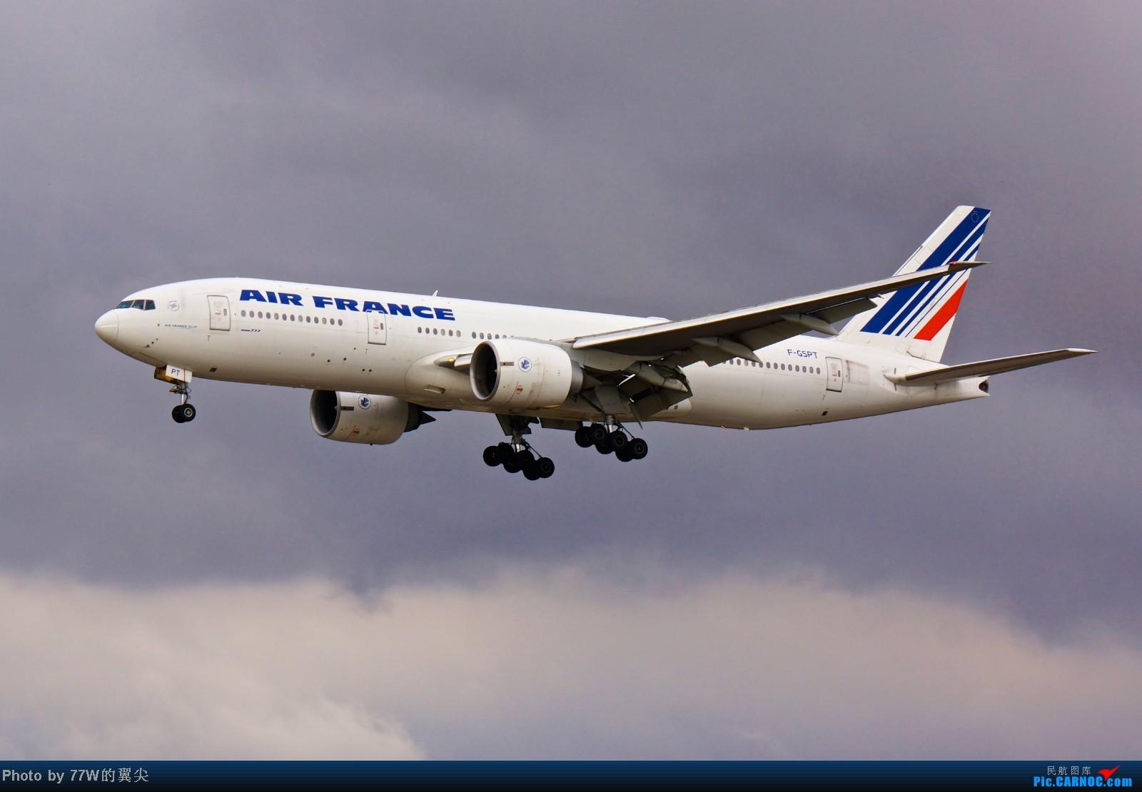 Re:[原创][LAX]---不一样的LAX ---阴天777合集  一次看个够 777-228/ER F-GSPT 美国洛杉矶机场