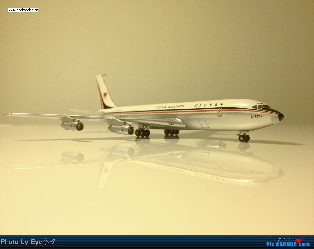 Re:[原创]穿越五十年——我的華航系列收藏 機隊模型及史料 新增A333、B744F、A332、B742F、A320、B727、B707、Caravelle III