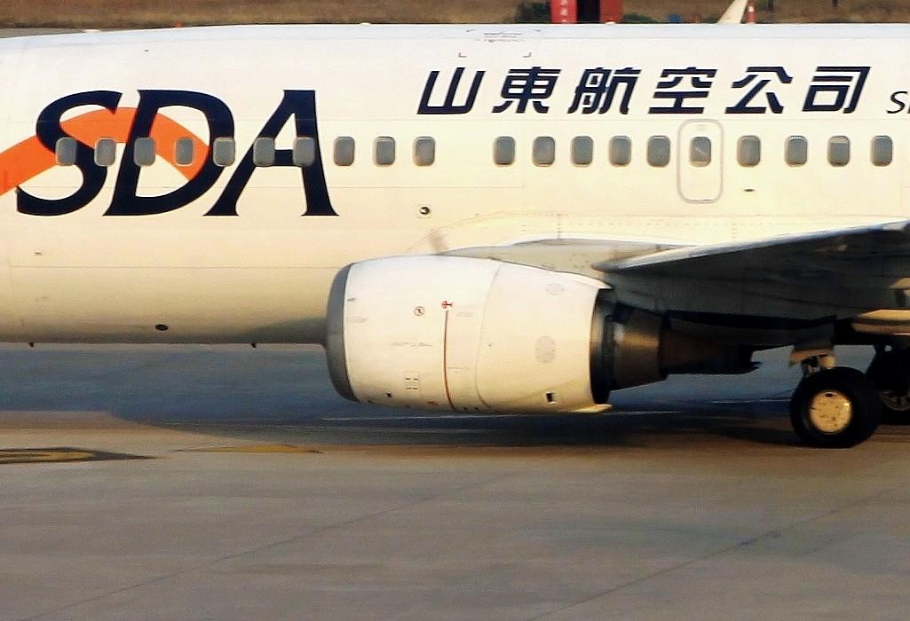 Re:Re:Re:[原创]拍到深圳航空带星星的飞机 BOEING 737-300 B-2968 中国济南遥墙机场