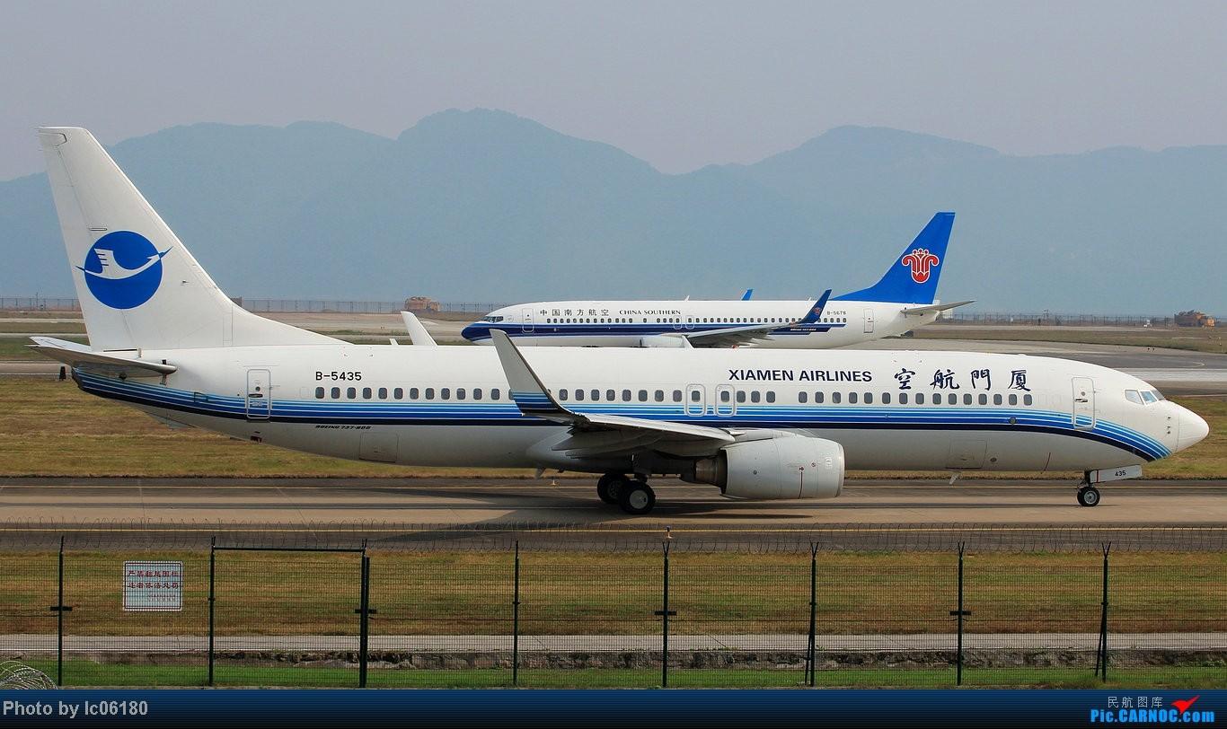 Re:[原创]『lc06180』CKG - 进跑道02L等待 BOEING 737-800 B-5435 中国重庆江北机场