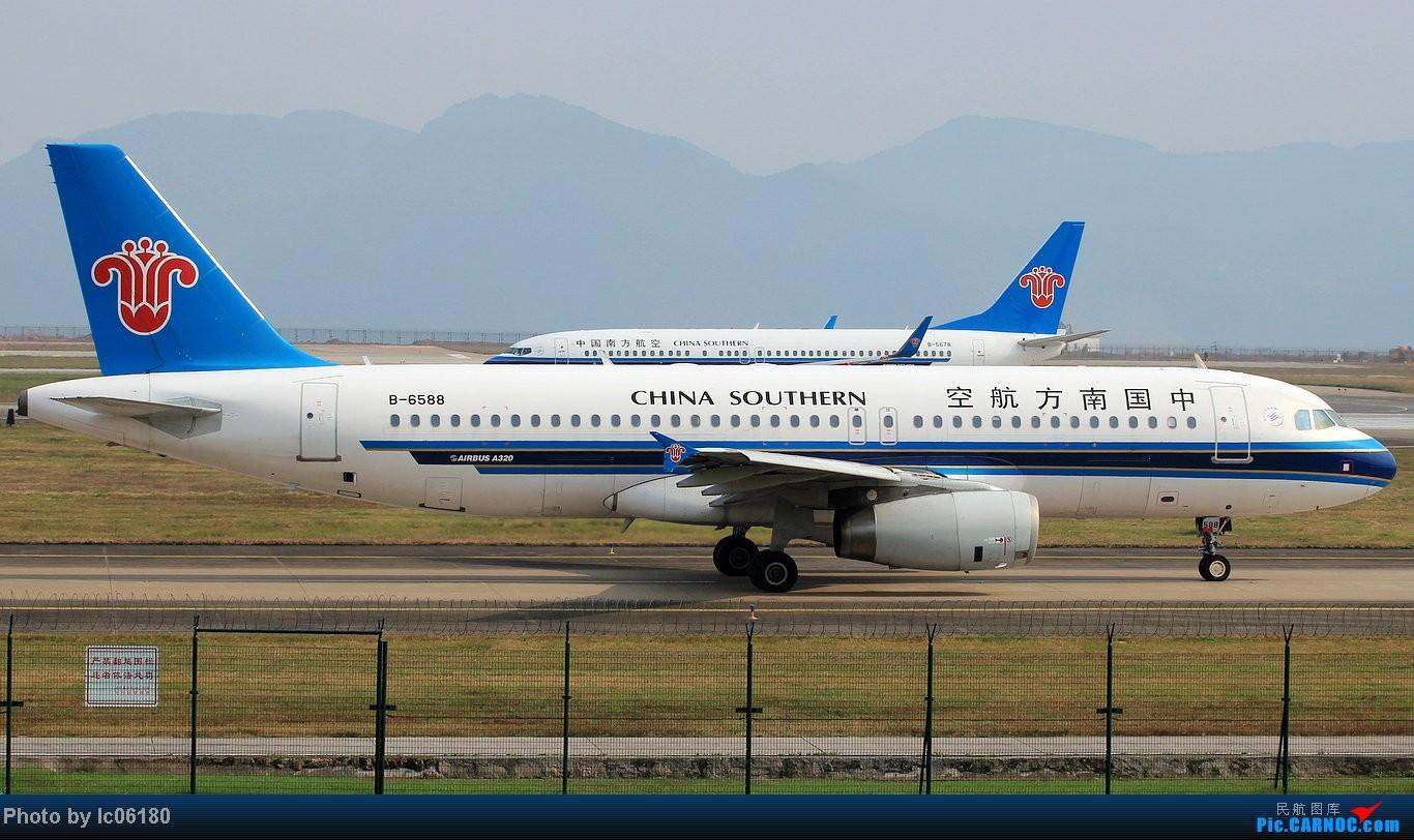 Re:[原创]『lc06180』CKG - 进跑道02L等待 AIRBUS A320-200 B-6588 中国重庆江北机场