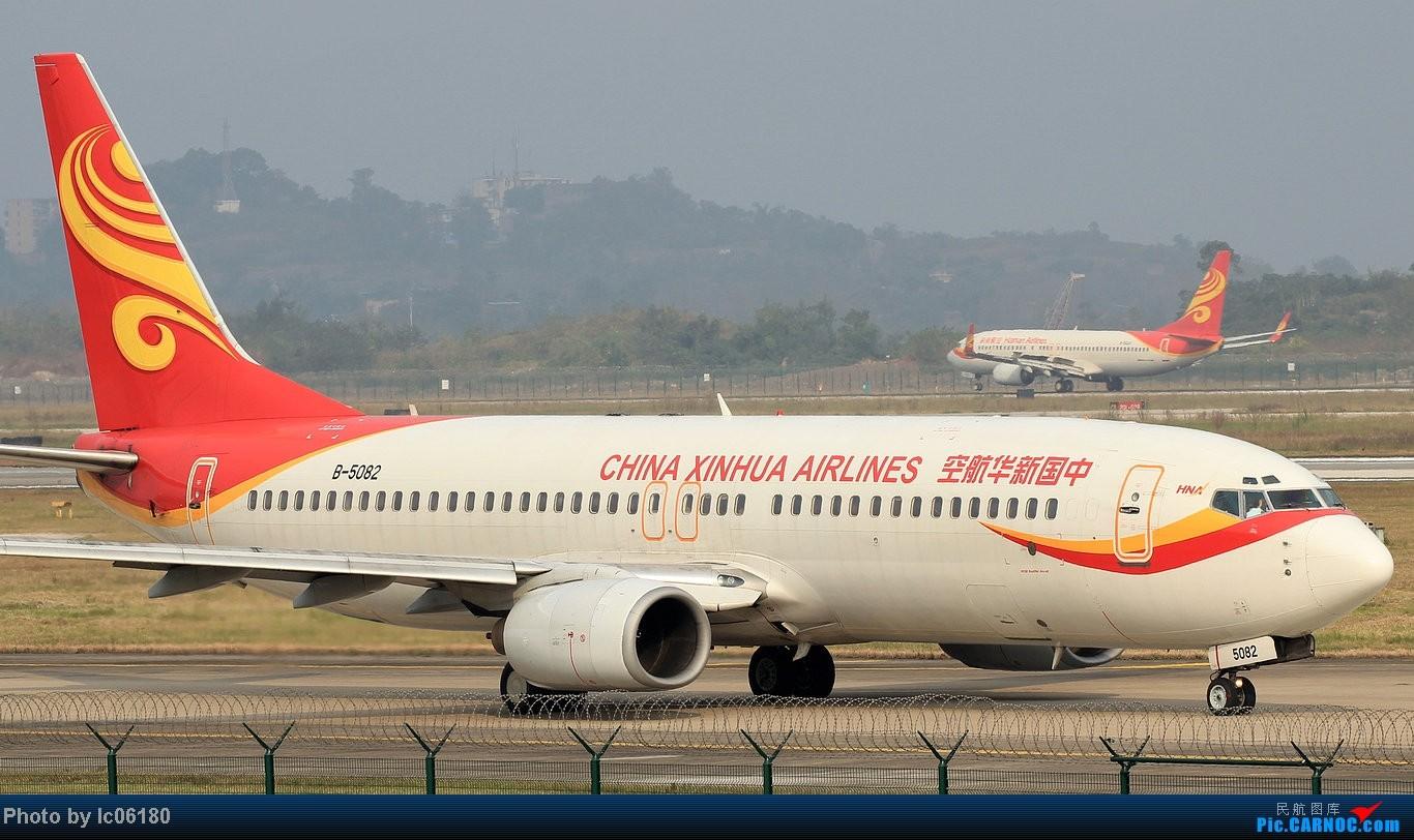 Re:『lc06180』CKG - 进跑道02L等待 BOEING 737-800 B-5082 中国重庆江北机场