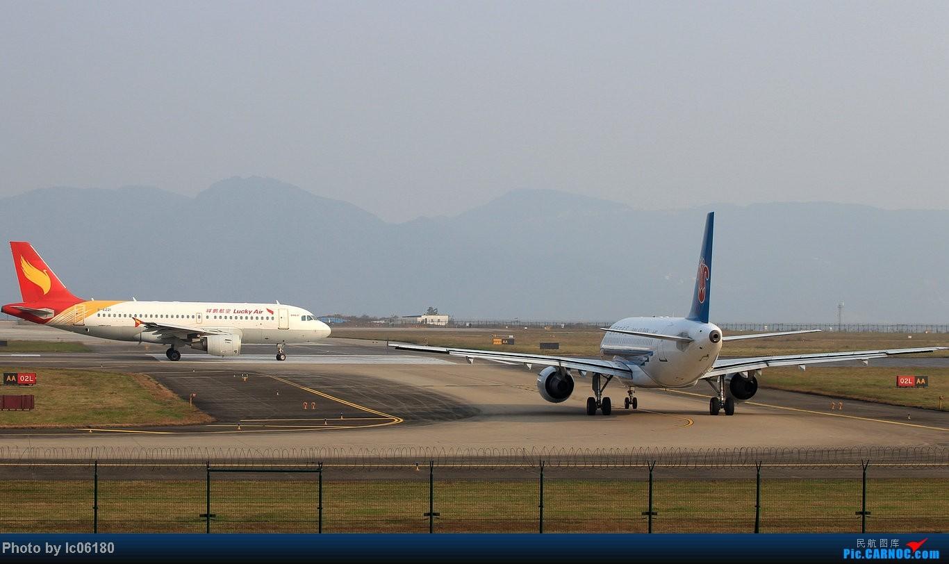 Re:[原创]『lc06180』CKG - 进跑道02L等待    中国重庆江北机场