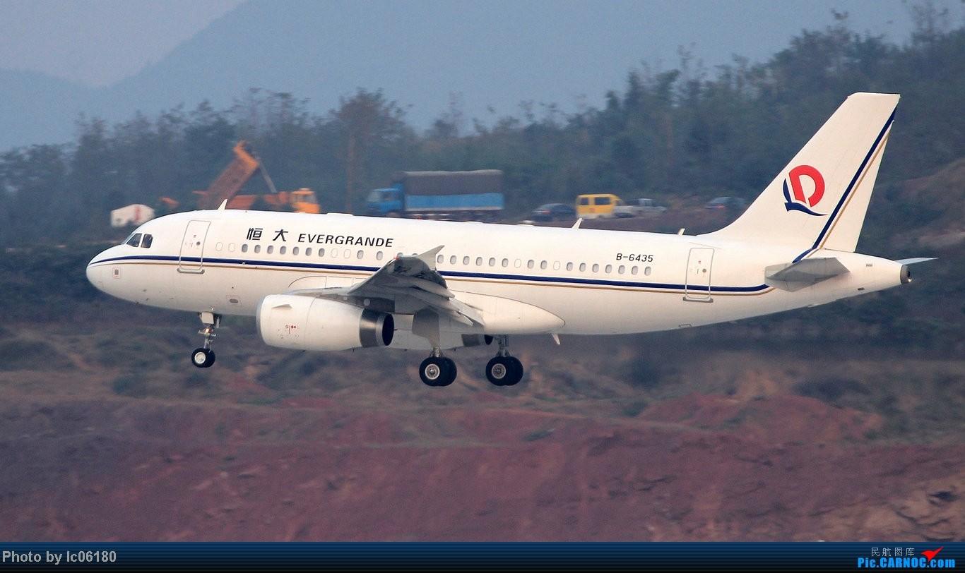 Re:[原创]『lc06180』CKG - 进跑道02L等待 AIRBUS A319-100 B-6435 中国重庆江北机场