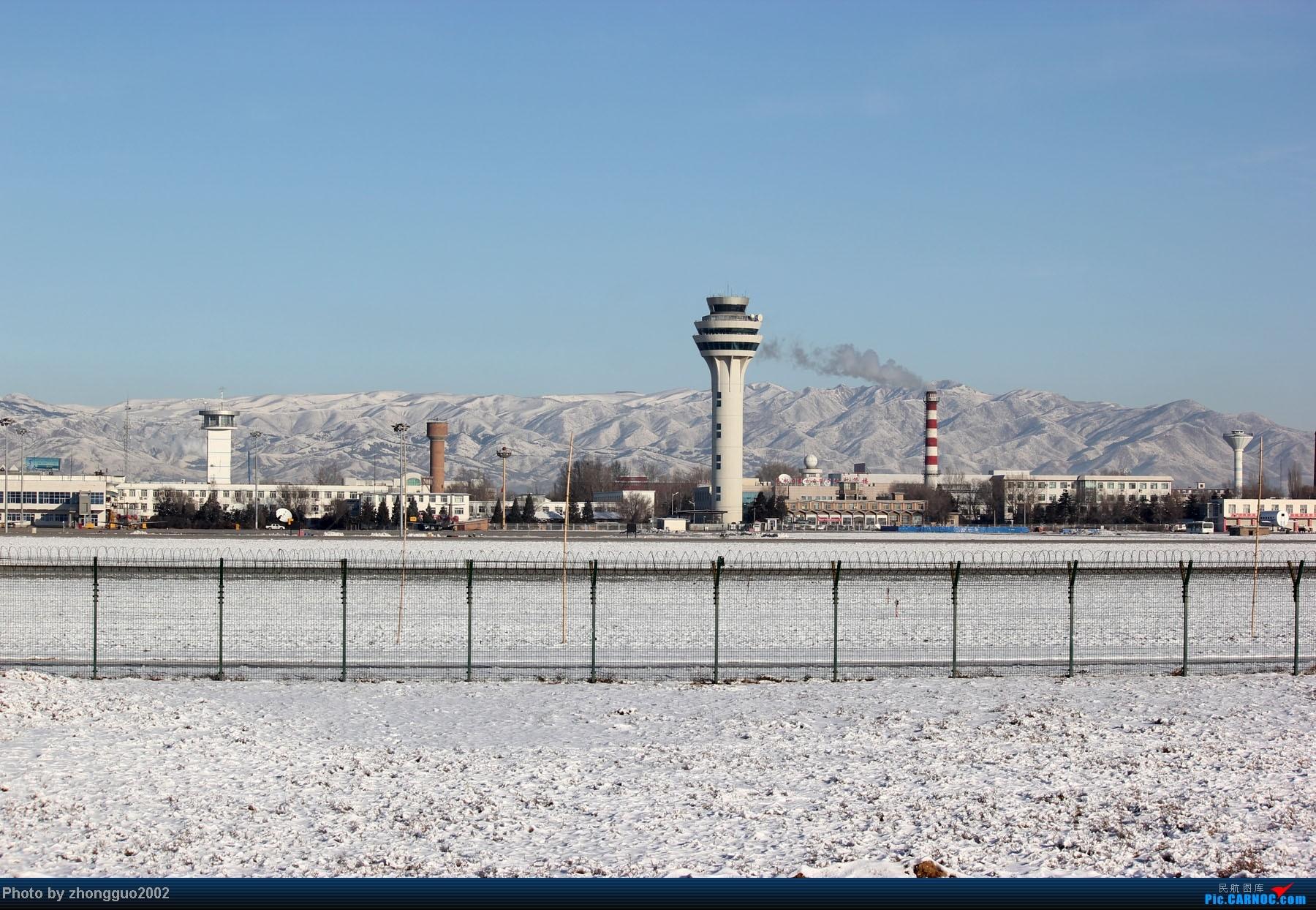 Re:[原创]雪后机场拍飞机第四集,大综合。。。。。    中国呼和浩特白塔国际机场