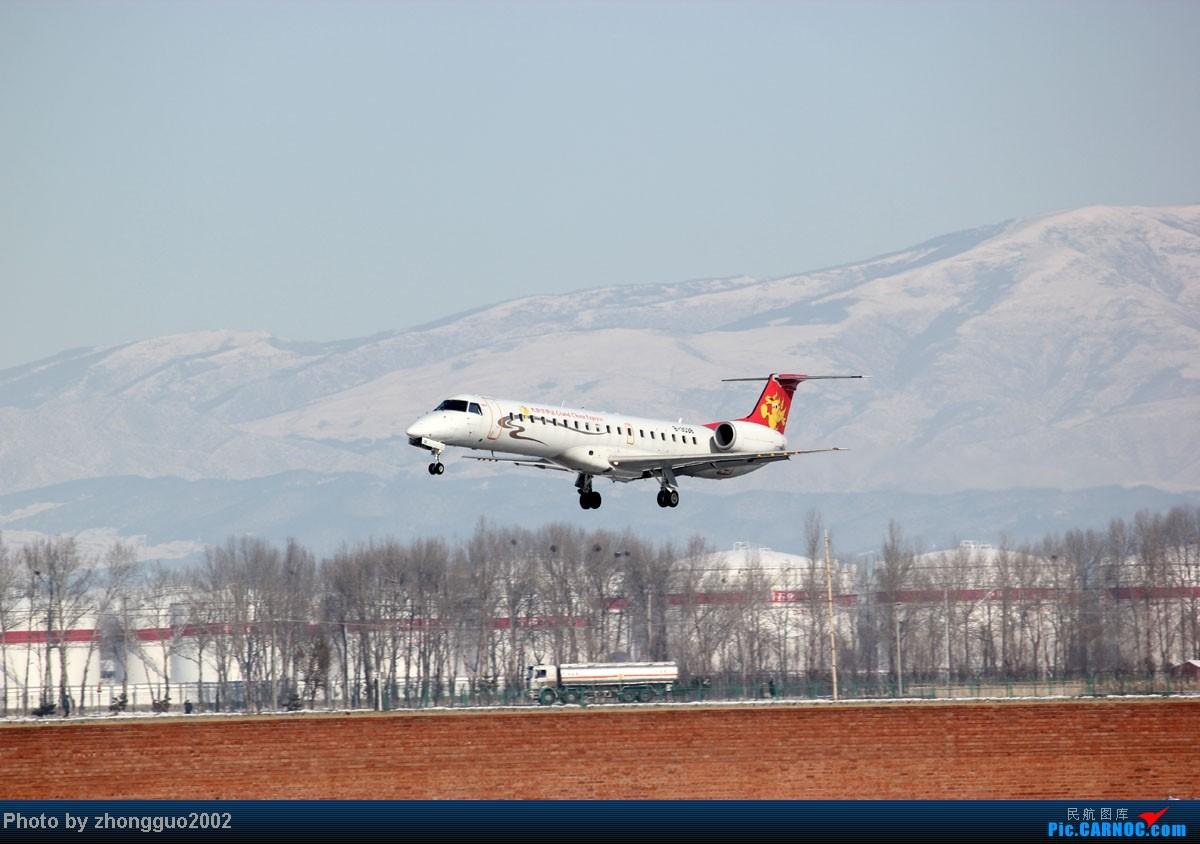 Re:[原创]雪后拍机第二集,感谢各位亲戚朋友的支持! EMBRAER ERJ-145 B-3038 中国呼和浩特白塔国际机场
