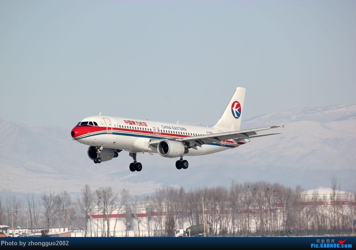 Re:[原创]雪后拍机第二集,感谢各位亲戚朋友的支持! AIRBUS A320-200 B-6831 中国呼和浩特白塔国际机场