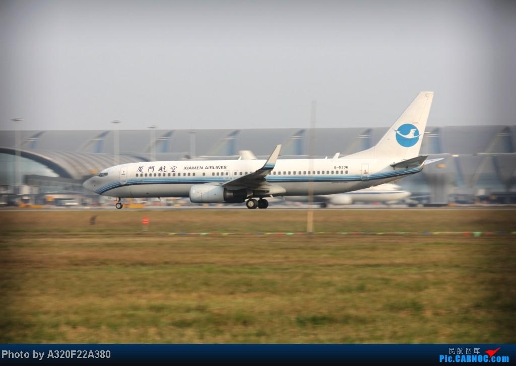 Re:[原创]夜访CTU BOEING 737-800 B-5306 中国成都双流机场