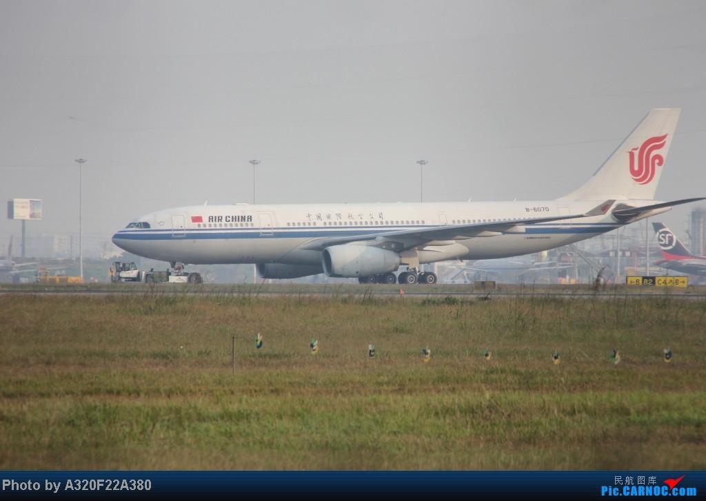 Re:[原创]夜访CTU AIRBUS A330-200 B-6070 中国成都双流机场