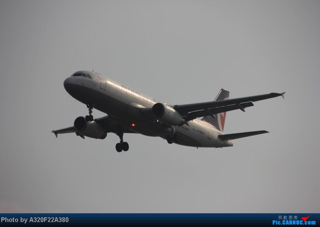 Re:[原创]夜访CTU AIRBUS A320 B-MAH 中国成都双流机场