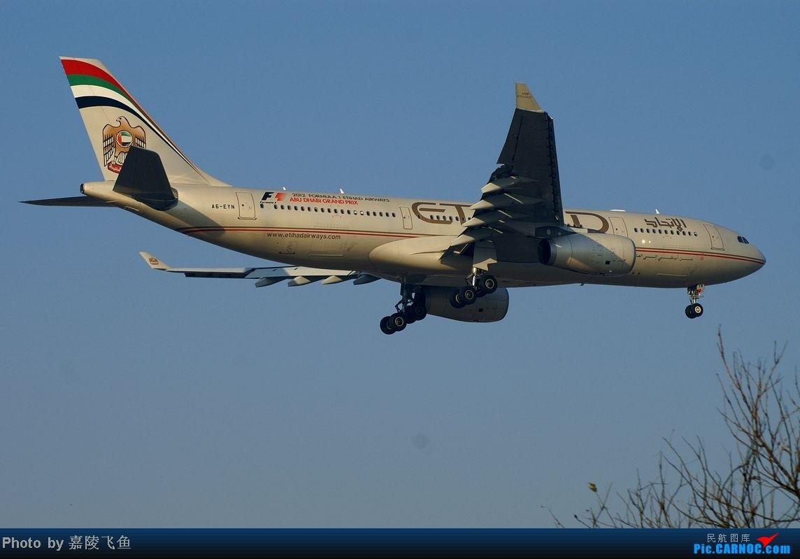 """Re:[原创]昨天拍到了朝鲜""""东木""""的TU-204,还有阿哈提德的F1 AIRBUS A330-200 A6-EYN 中国北京首都机场"""