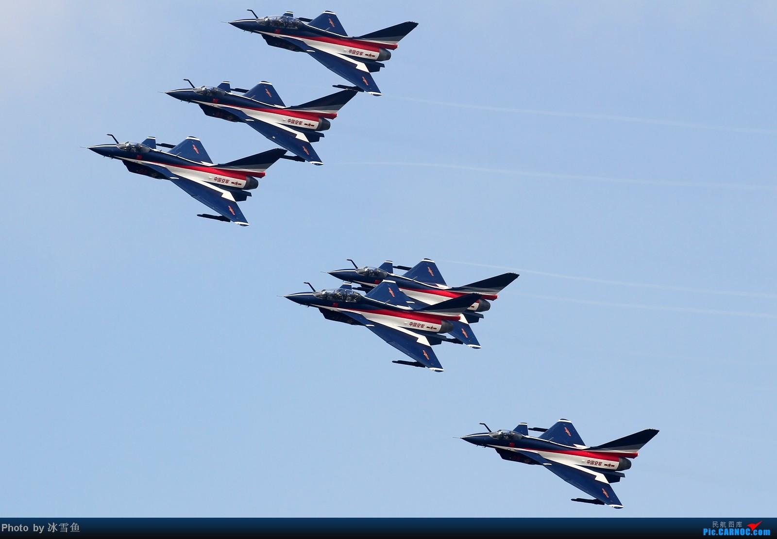 Re:[原创]【BLDDQ】珠海航展,八一表演队一组 歼-10 08 中国珠海三灶机场