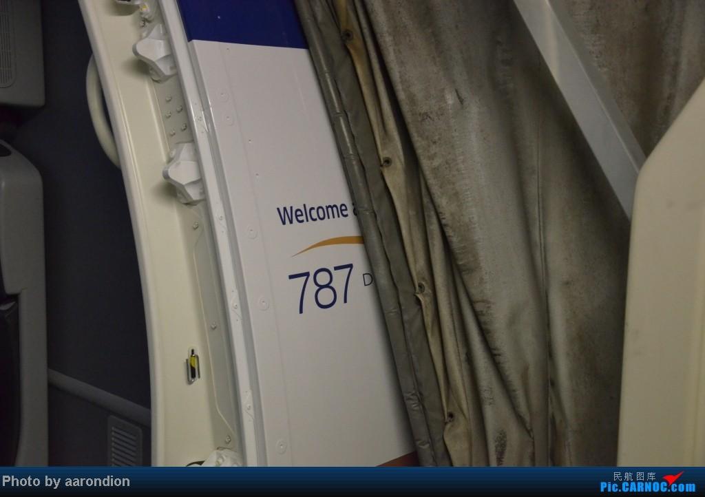 Re:[原创]破相机+手机照片 第一次国内过夜航班,第一次767-400ER、787-8,第一次去旧金山 好多第一次! 787-8  IAH