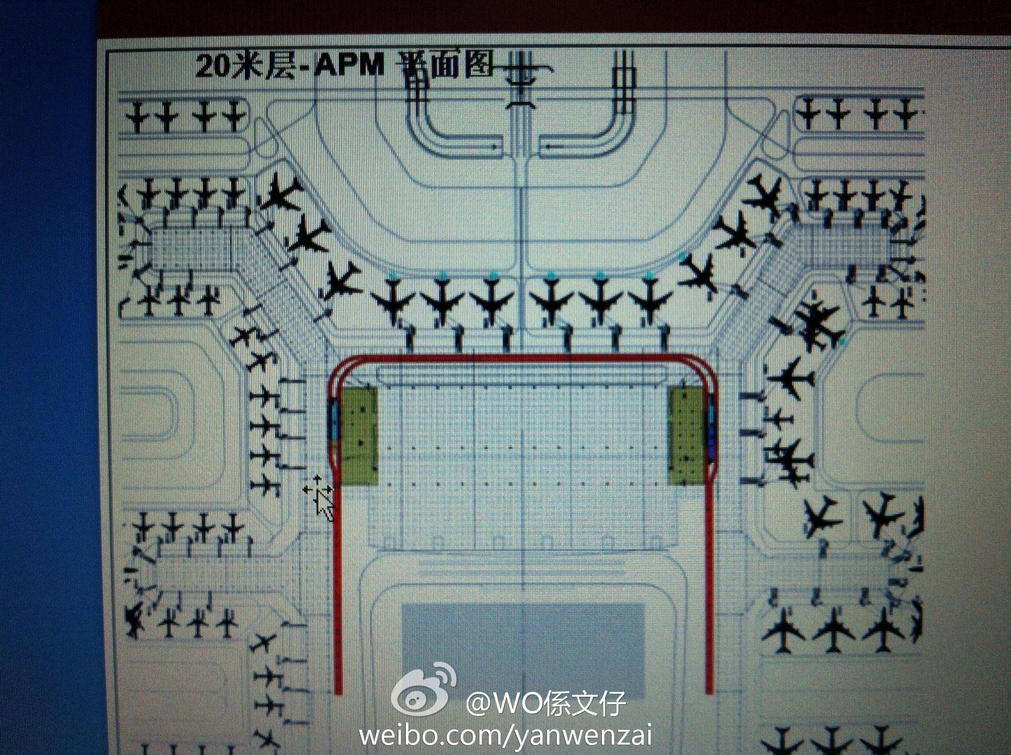 Re:Re:Re:Re:[转贴]关于白云机场T2航站楼的几个图    中国广州白云机场