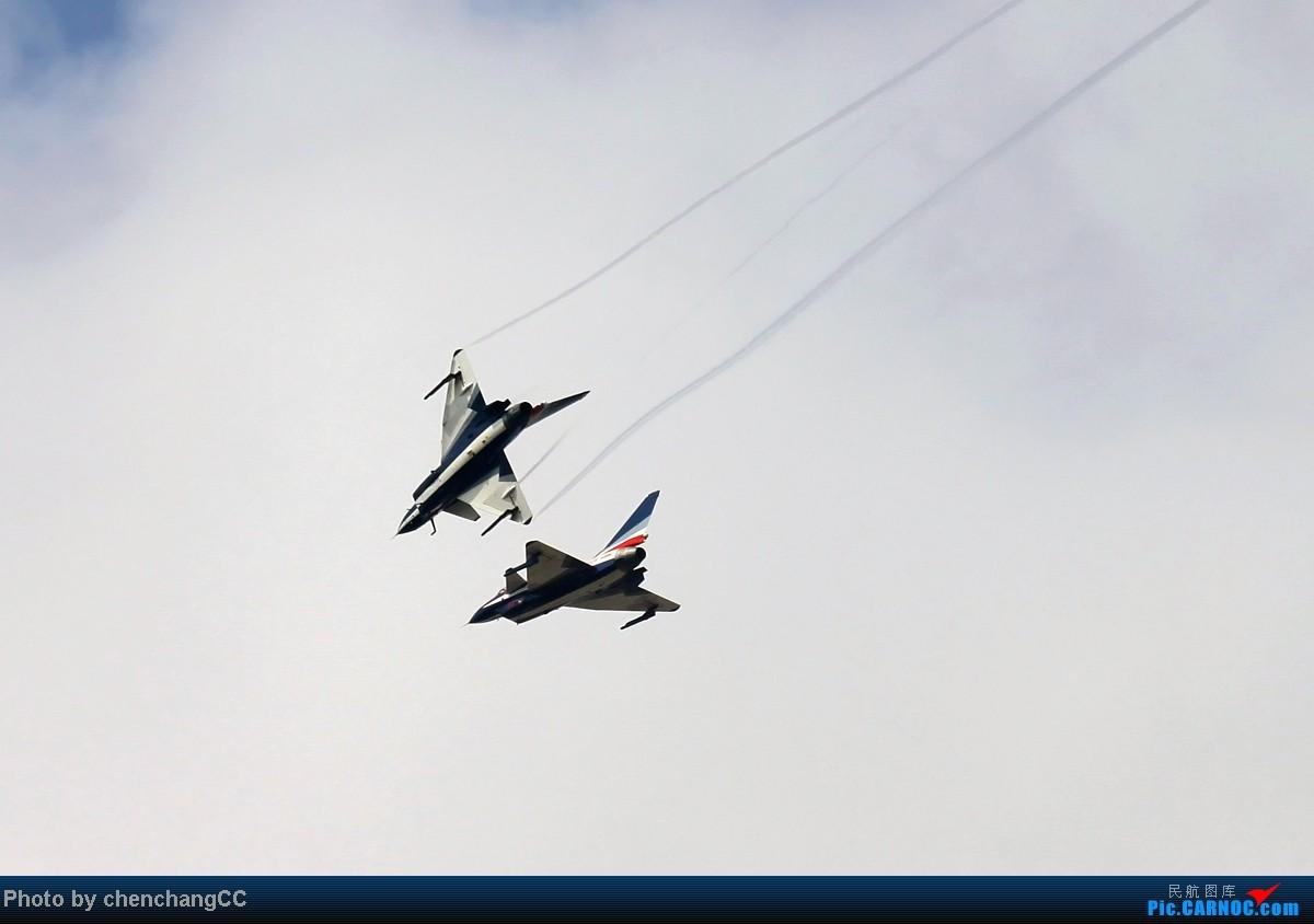 Re:[原创]【chenchangCC】也该八一出场了,歼十3机表演 J-10 07 中国珠海三灶机场