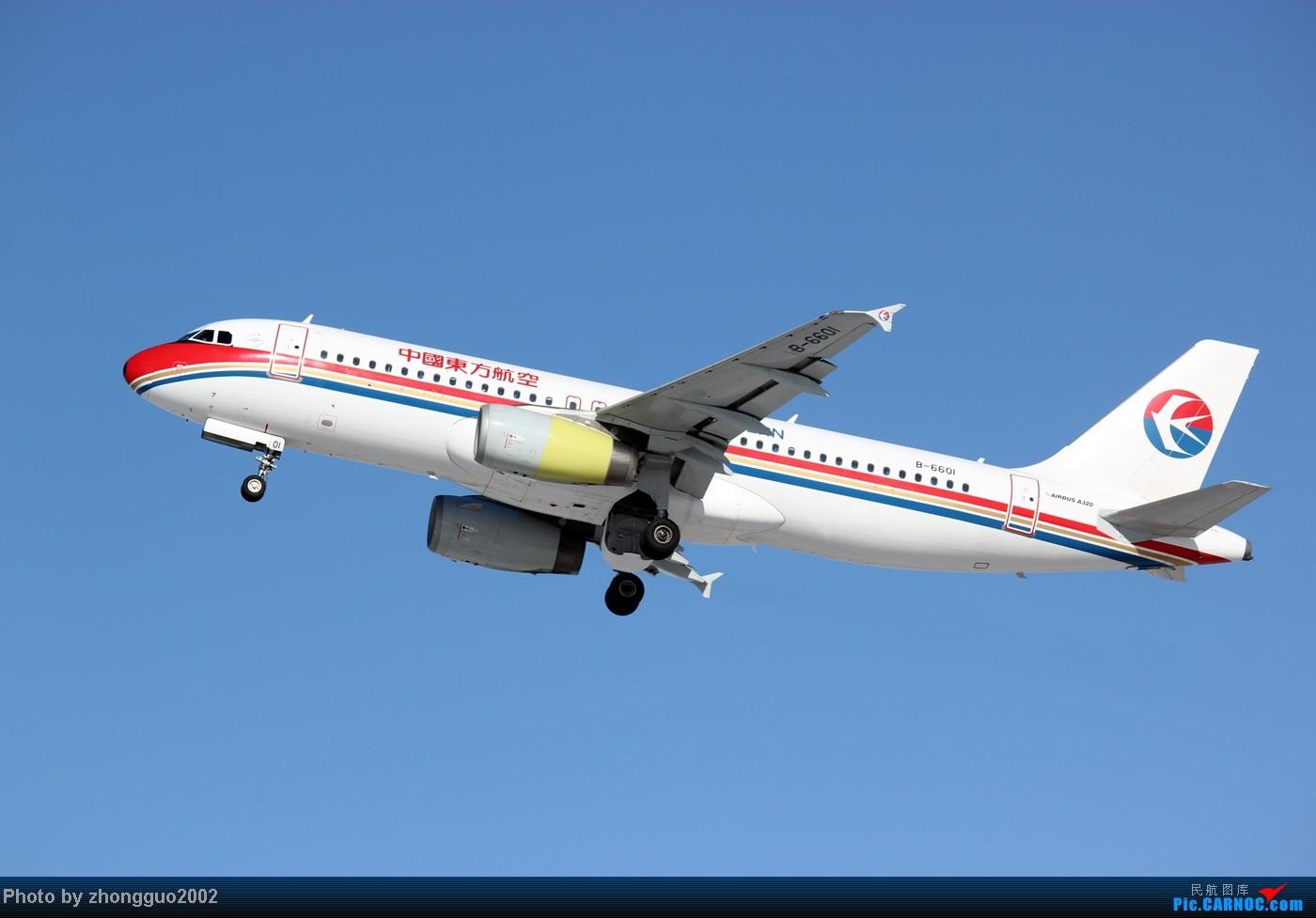 Re:[原创]灰鼻子的春哥第一次拍到,还有其他灰机。 AIRBUS A320-200 B-6610 中国呼和浩特白塔国际机场
