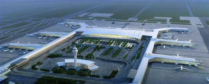 Re:[转贴]关于白云机场T2航站楼的几个图    中国广州白云机场