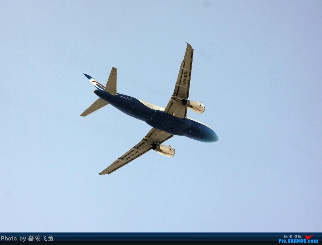 Re:[原创]2012的末日之旅----CKG-PVG AIRBUS A319-100 B-6248 中国上海浦东机场