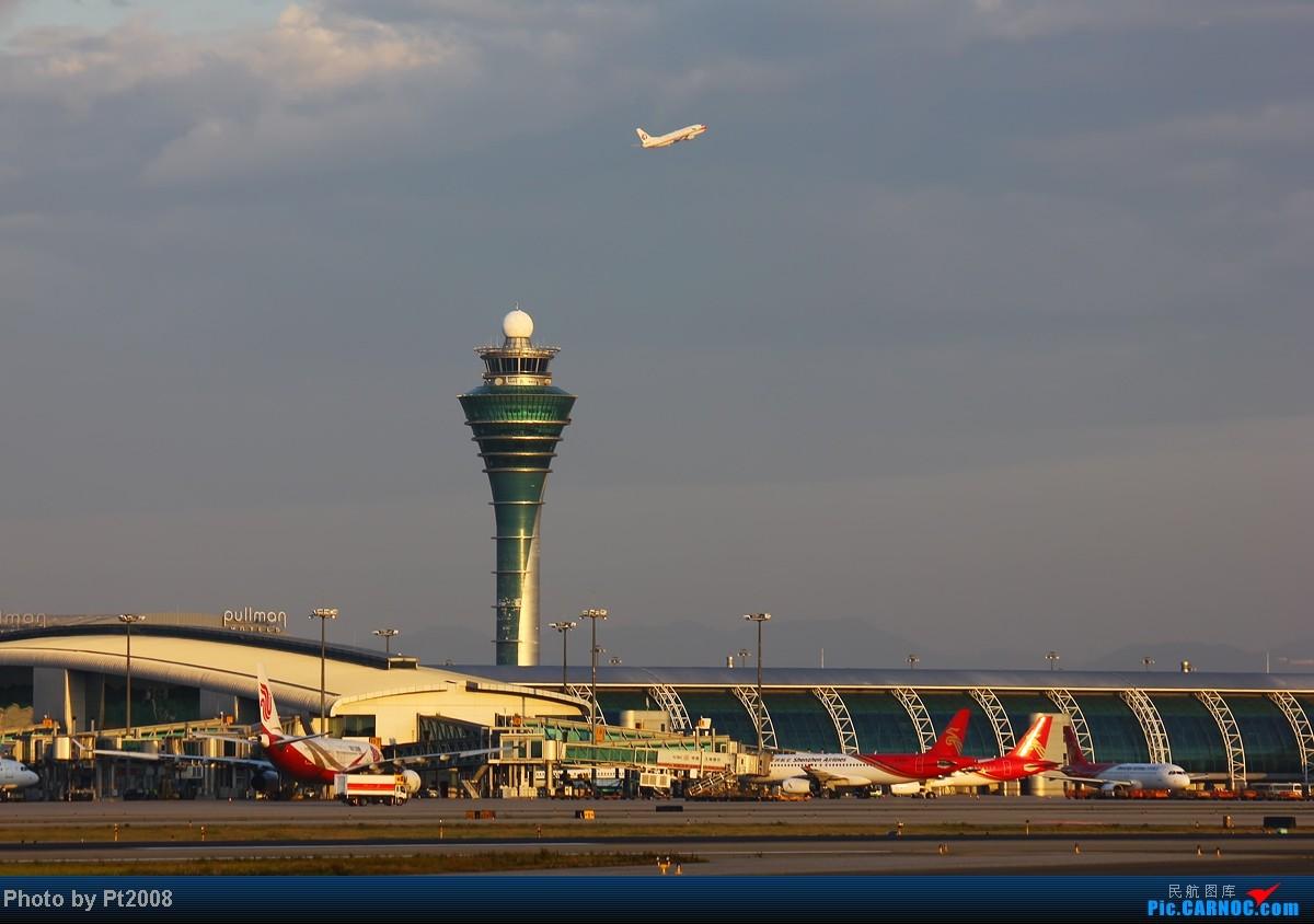 [原创]【CAN】清晨的白云,2012年最后一拍。给力的天气,给力的光线迎接新一年的到来!    中国广州白云机场