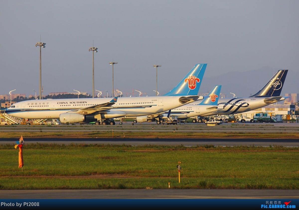 Re:[原创]【CAN】清晨的白云,2012年最后一拍。给力的天气,给力的光线迎接新一年的到来! AIRBUS A330-200 B-6056 中国广州白云机场