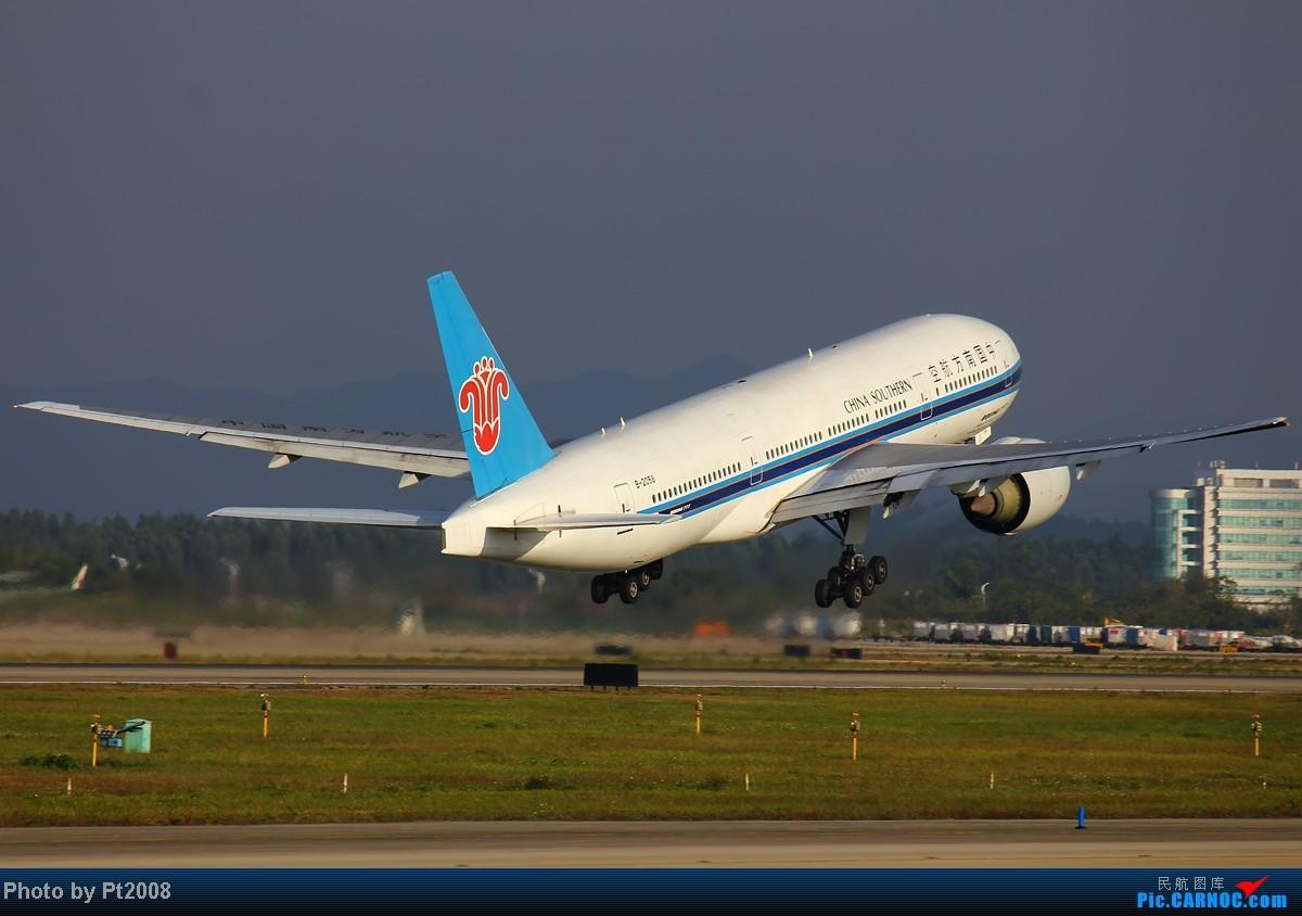 Re:[原创]【CAN】清晨的白云,2012年最后一拍。给力的天气,给力的光线迎接新一年的到来! BOEING 777-200ER B-2058 中国广州白云机场
