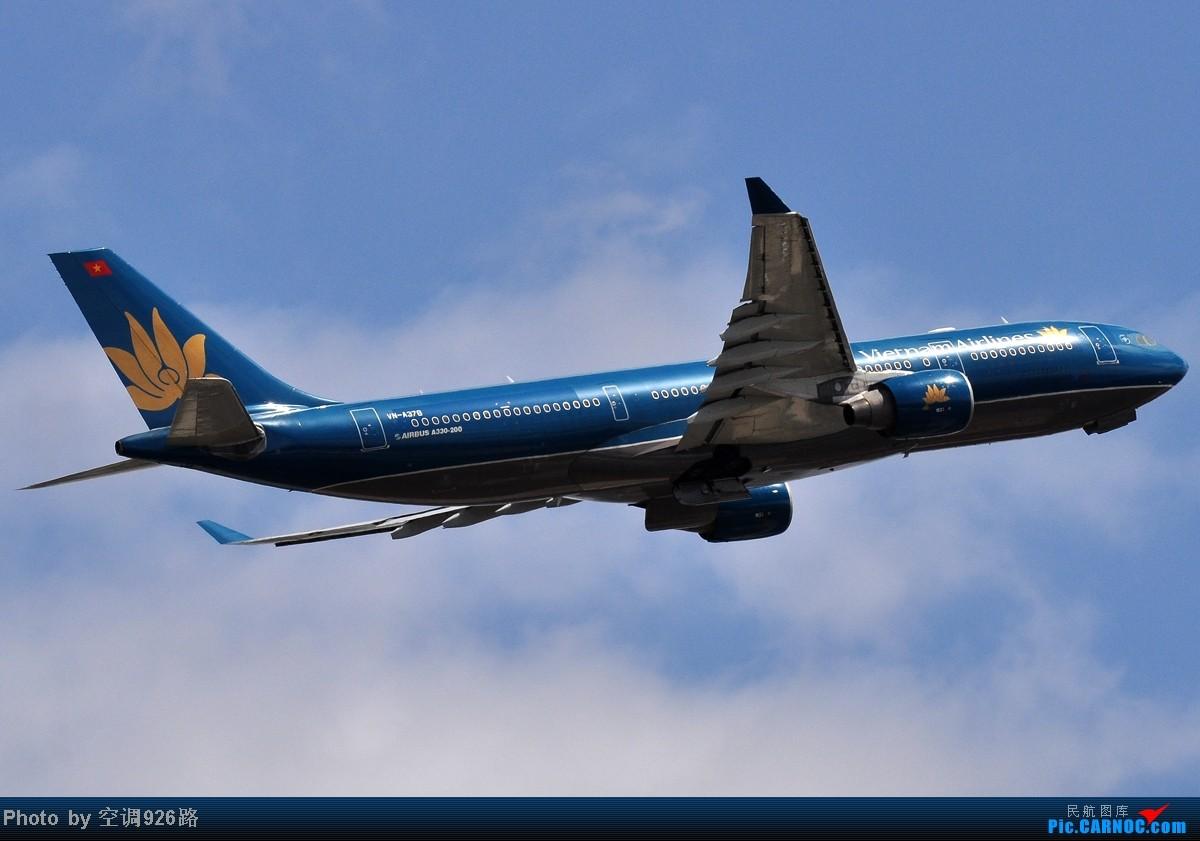 Re:[原创]送别2012 展望2013 AIRBUS A330-223 VN-A378 澳大利亚悉尼金斯福德·史密斯机场