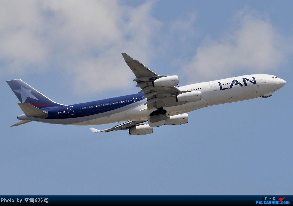 Re:[原创]送别2012 展望2013 AIRBUS A340-313X CC-CQC 澳大利亚悉尼金斯福德·史密斯机场