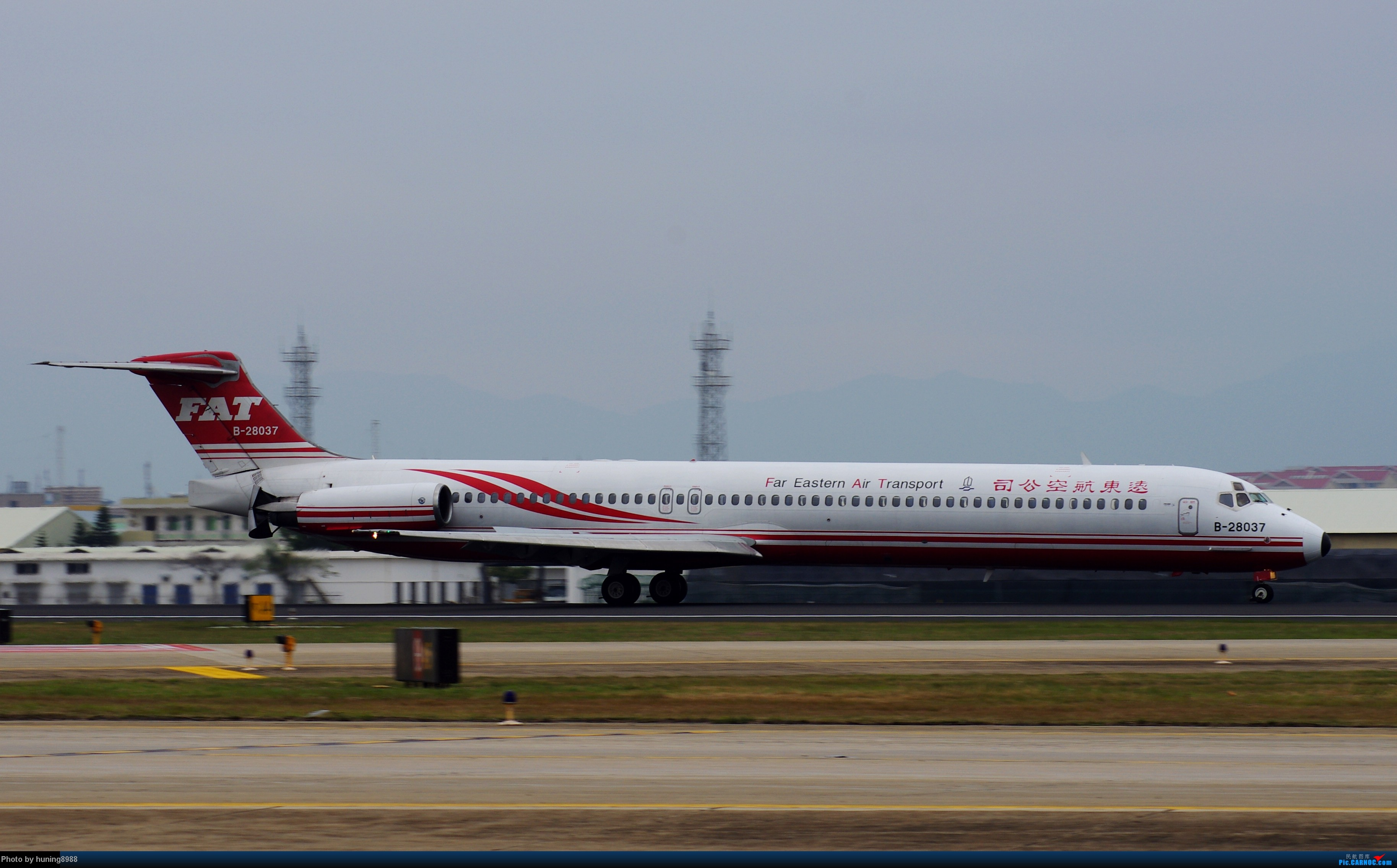 Re:XMN内场2013年首拍 MCDONNELL DOUGLAS MD-80-82 B-28037 中国厦门高崎机场