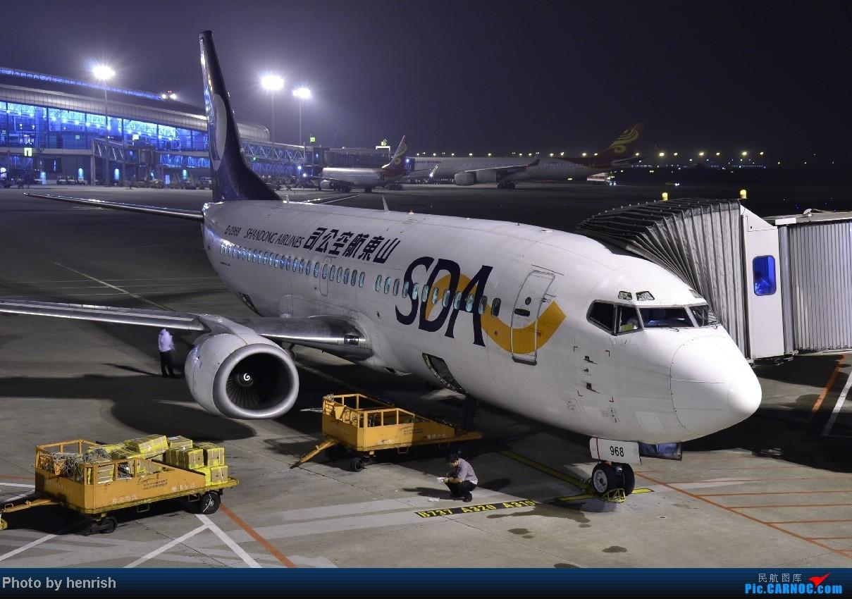 Re:夜·白云 BOEING 737-300 B-2968 中国广州白云机场
