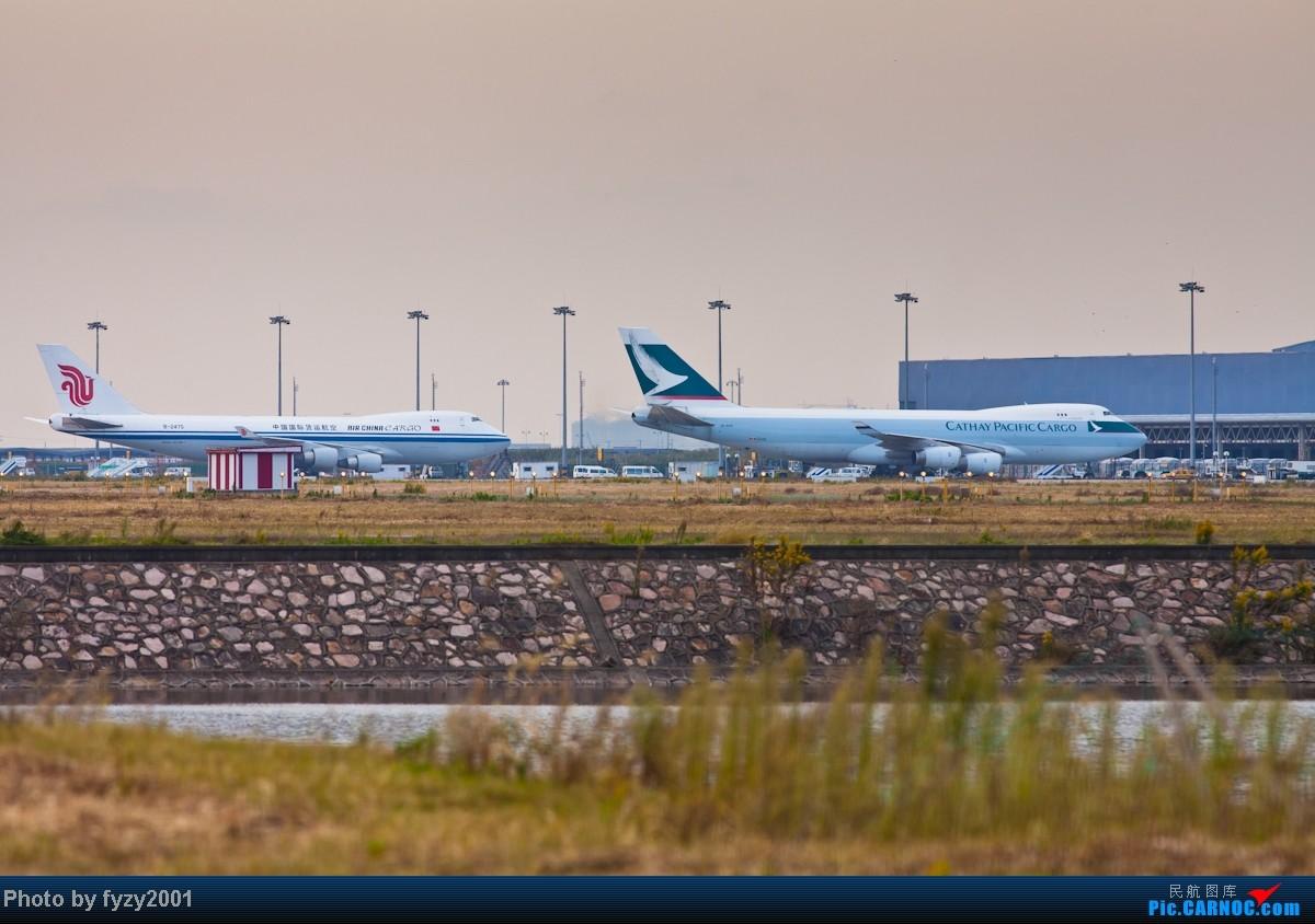 Re:[原创][无锡西站]3个月没发帖了,大量冒泡 BOEING 747-400 B-HUK 中国上海浦东机场