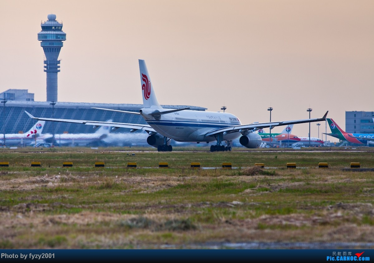 Re:[原创][无锡西站]3个月没发帖了,大量冒泡 AIRBUS A330-200 B-6541 中国上海浦东机场