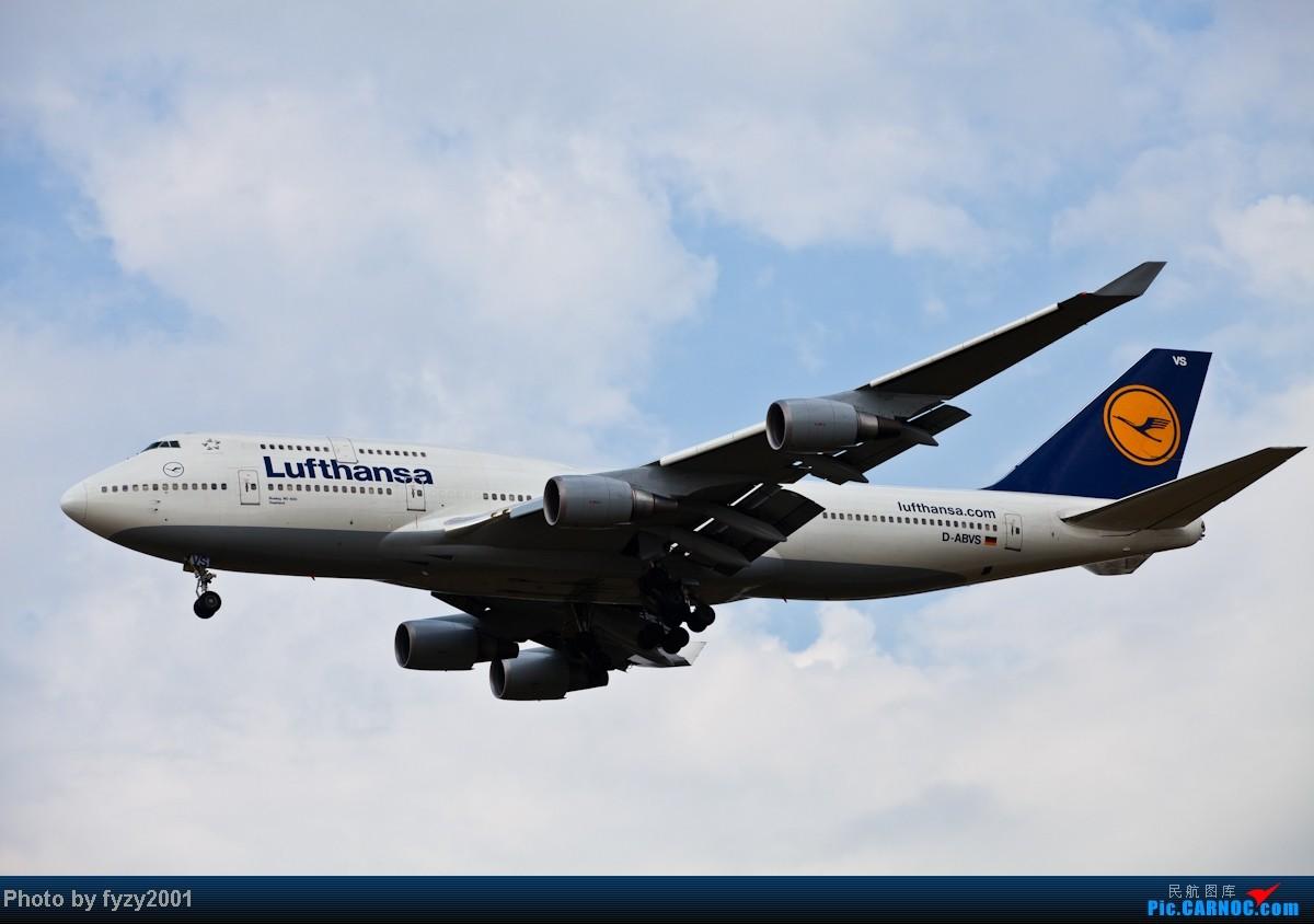 Re:[原创][无锡西站]3个月没发帖了,大量冒泡 BOEING 747-400 D-ABVS 中国上海浦东机场