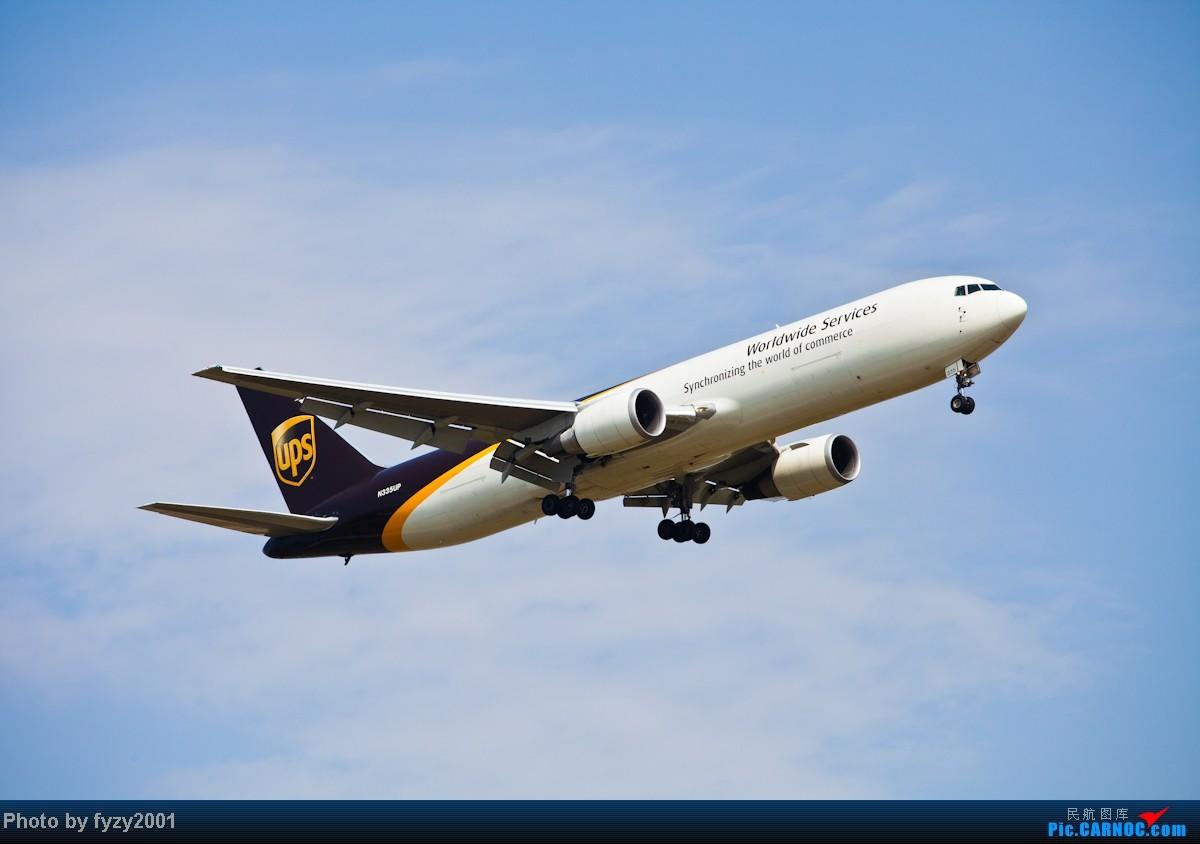 Re:[原创][无锡西站]3个月没发帖了,大量冒泡 BOEING 767 N335UP 中国上海浦东机场
