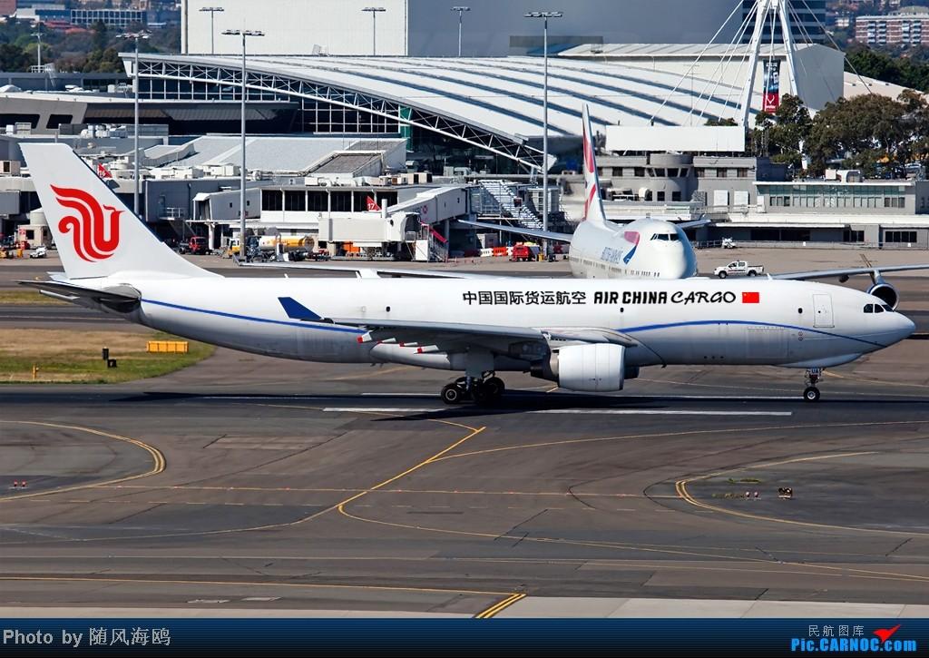 Re:[原创]【原创】国航新涂装 AIRBUS A330F