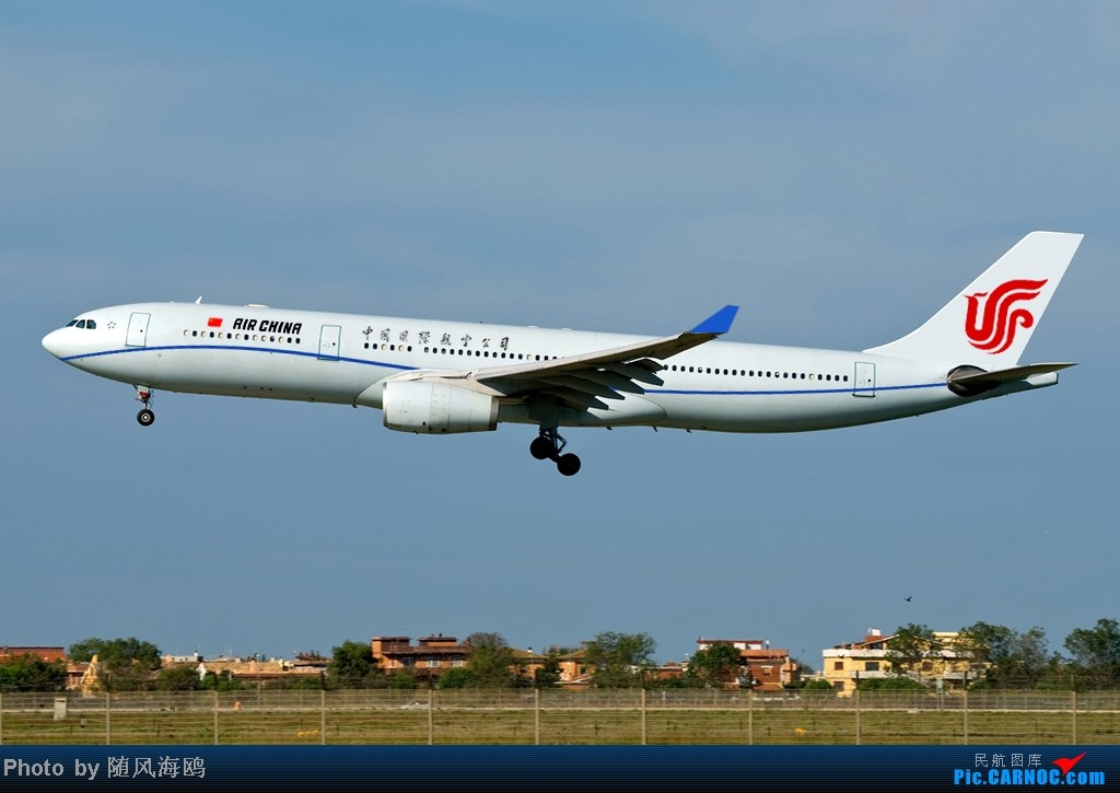 Re:[原创]【原创】国航新涂装 AIRBUS A330-300