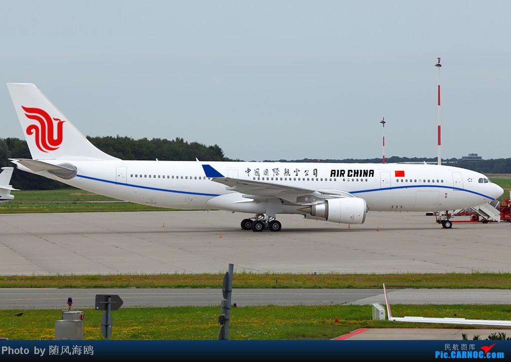 Re:[原创]【原创】国航新涂装 AIRBUS A330-200