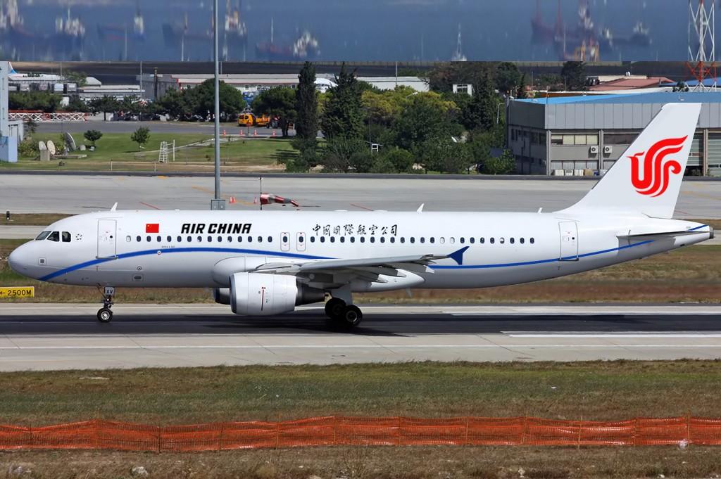 Re:[原创]【原创】国航新涂装 AIRBUS A320-200