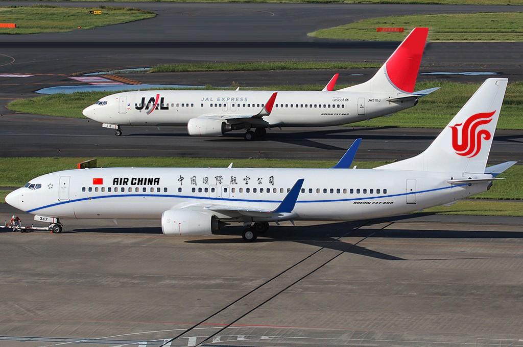 Re:[原创]【原创】国航新涂装 BOEING 737-800