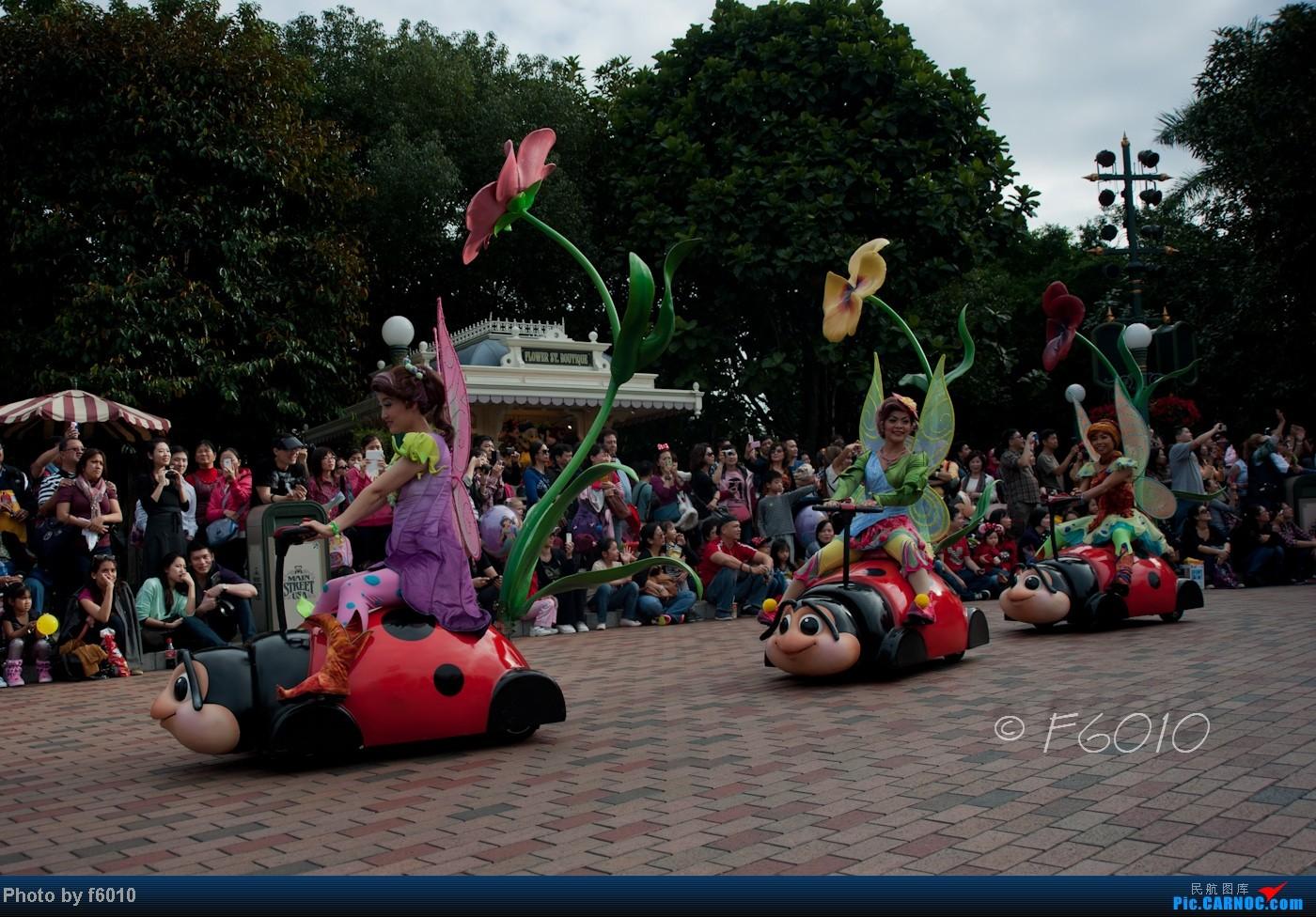 奶爸出击 2 2012最后一次飞行,飞向神往的迪斯奈 中 Hongkong Disneyland,我们的梦幻乐园