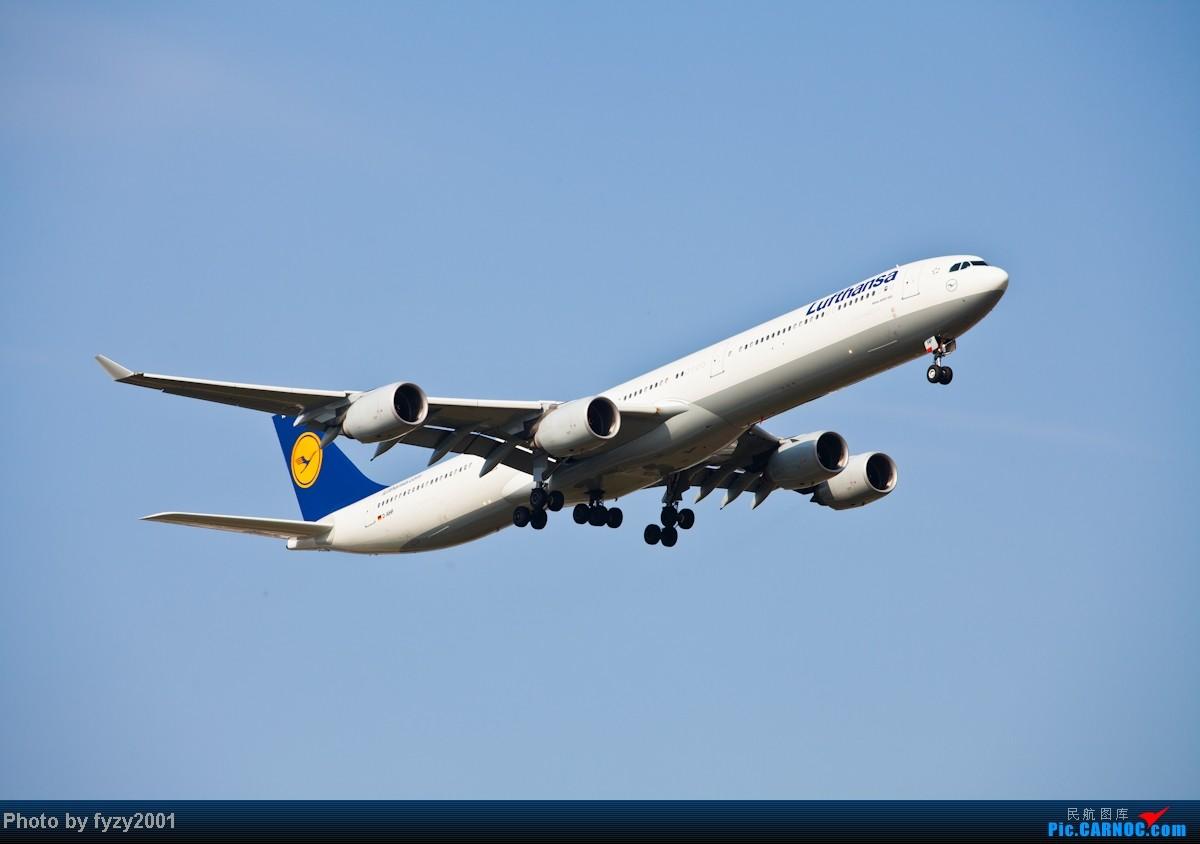 Re:[原创][无锡西站]3个月没发帖了,大量冒泡 AIRBUS A340-600 D-AIHP 中国上海浦东机场