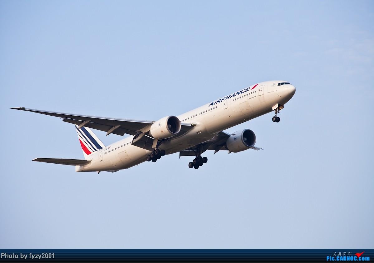 Re:[原创][无锡西站]3个月没发帖了,大量冒泡 BOEING 777-300ER F-GSQF 中国上海浦东机场