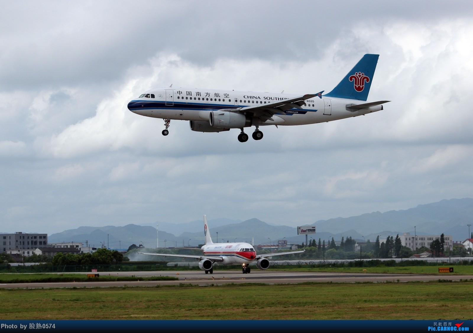 Re:[原创]天气不好没的拍,翻出两张老图擦烟滴    中国宁波栎社机场