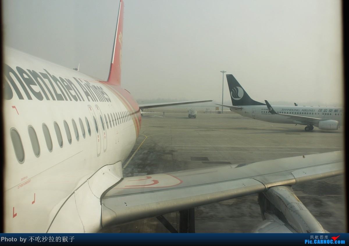 Re:【海南飞友会】【猴子出品】一路南下回家路TNA-CAN-ZUH-HAK~顺路澳门玩一趟~各种第一次!!!!!! AIRBUS A320-200 B-6855 中国济南遥墙机场