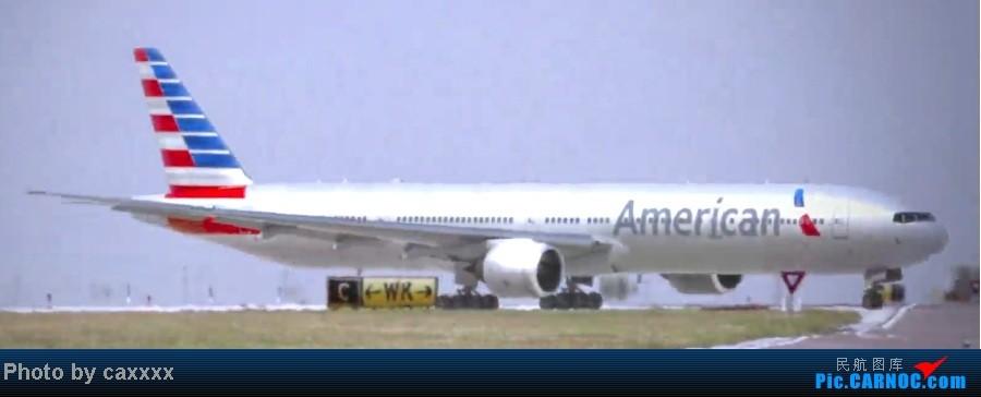 [新闻]AA最新涂装发布了 777-300ER