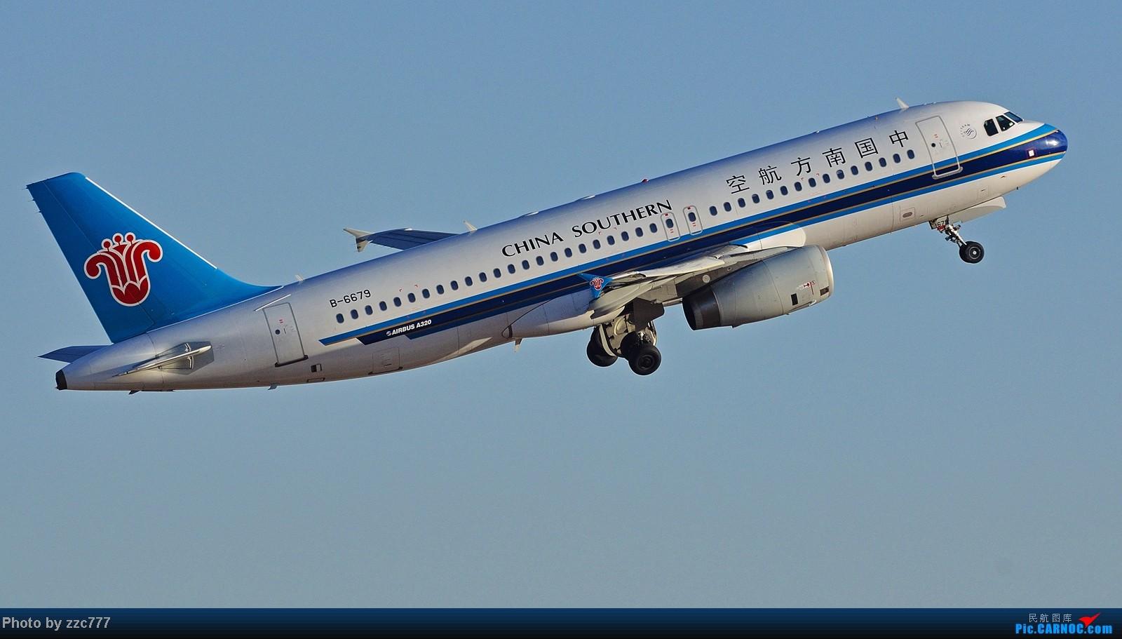 Re:[原创]【昆明的天空】鸟枪换炮的图 AIRBUS A320-200 B-6679 中国昆明长水机场