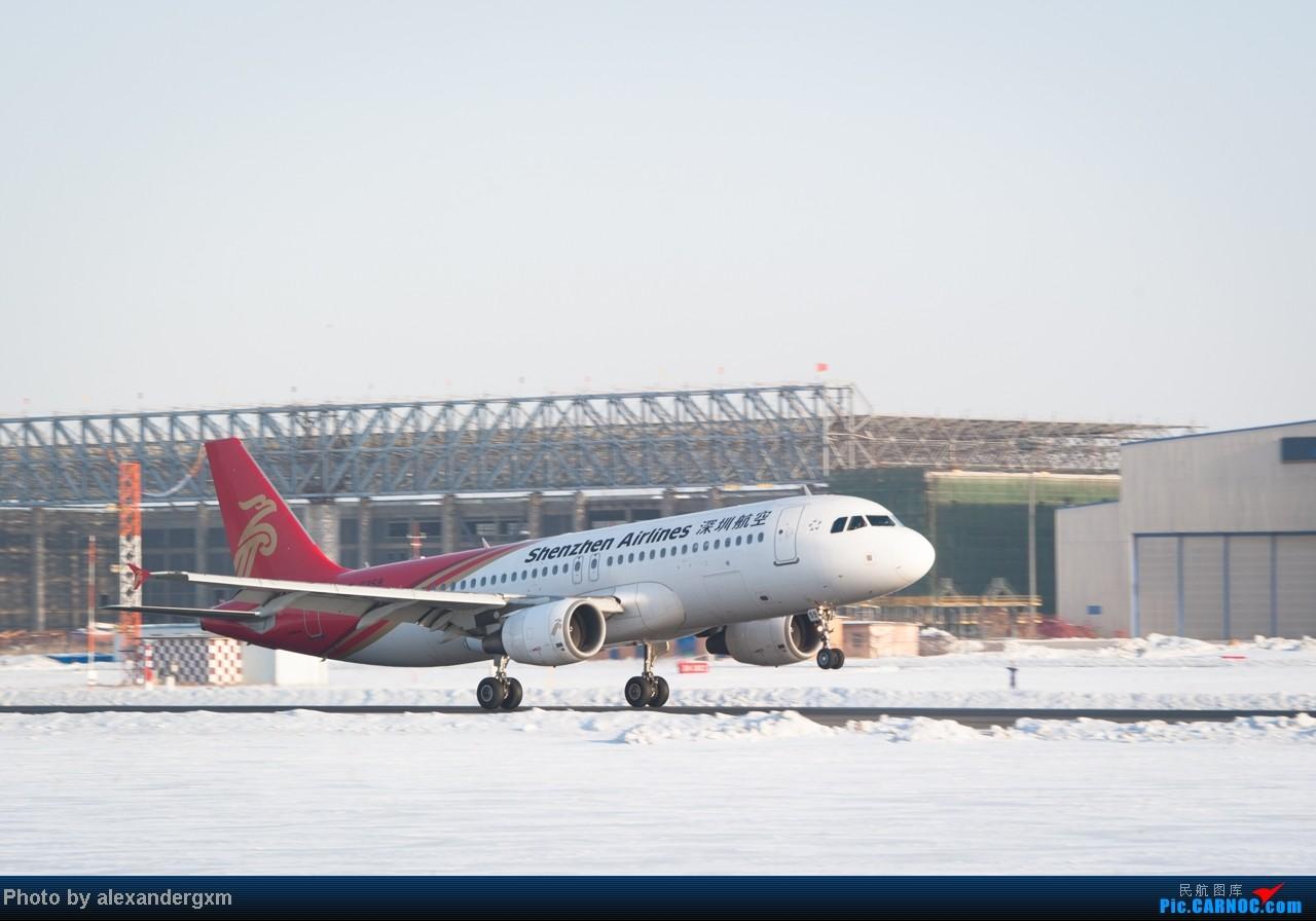 Re:[原创]【SHE】雪后出晴,日常拍机。汉莎A340等 AIRBUS A320-200 B-6359 中国沈阳桃仙机场
