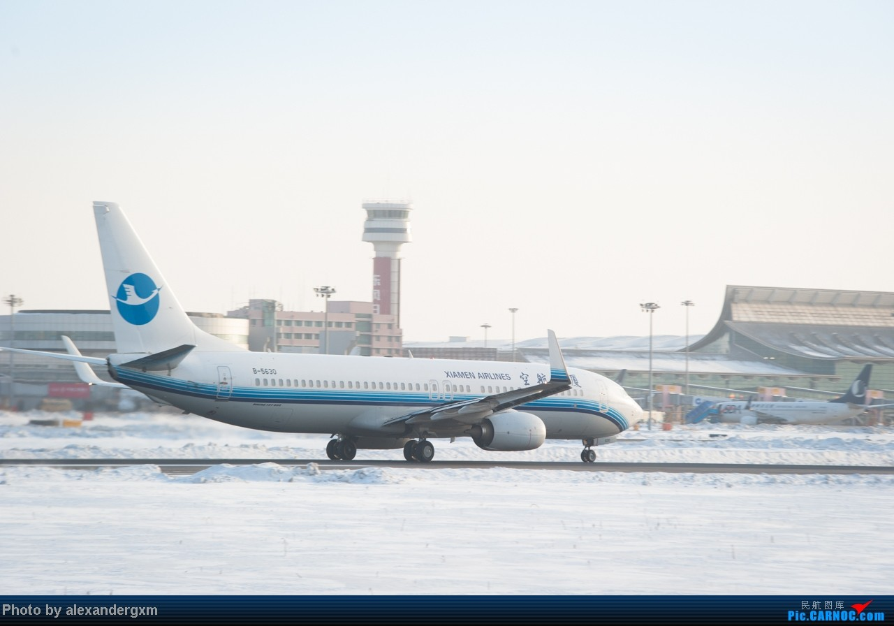 Re:[原创]【SHE】雪后出晴,日常拍机。汉莎A340等 BOEING 737-800  中国沈阳桃仙机场