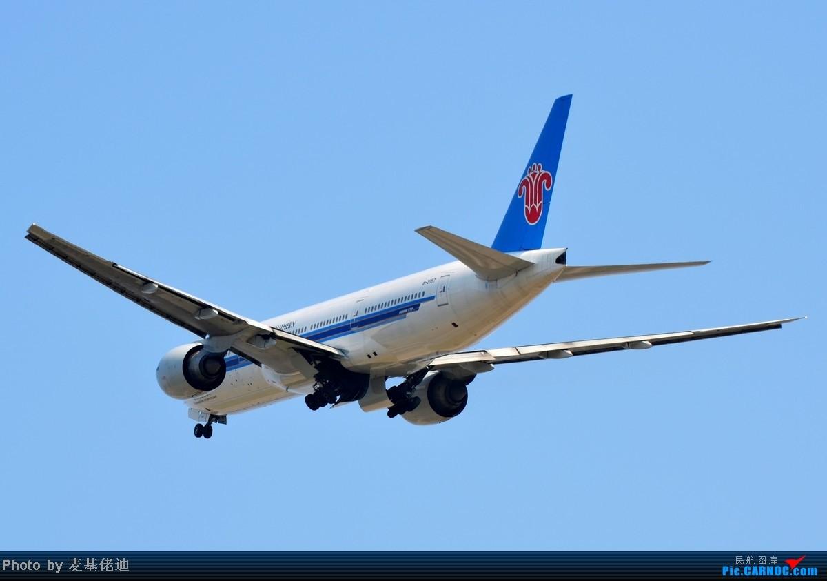 Re:[原创]【 ★ 捕捉起落架收起的柔美瞬间 ★ 】 BOEING 777-200 B-2057 广州白云国际机场