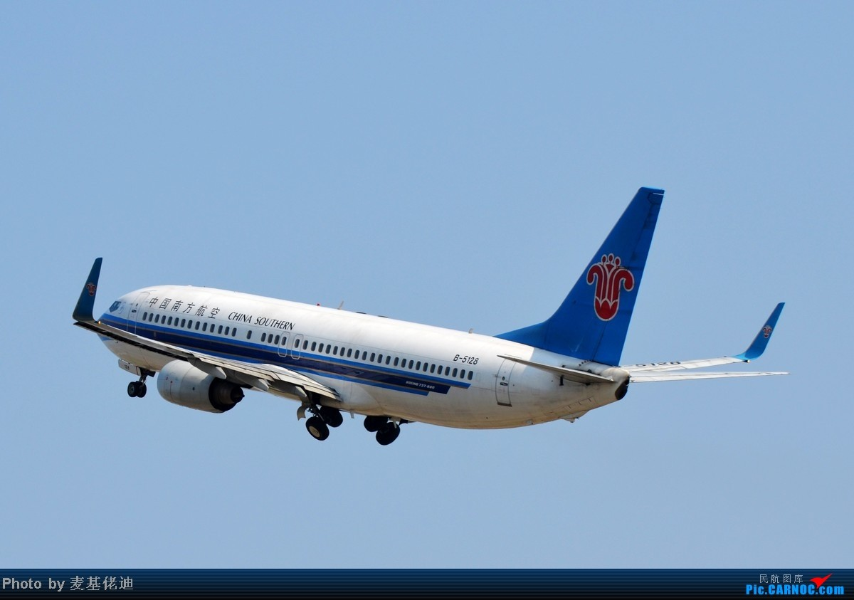 Re:[原创]【 ★ 捕捉起落架收起的柔美瞬间 ★ 】 BOEING 737-800 B-5128 广州白云国际机场