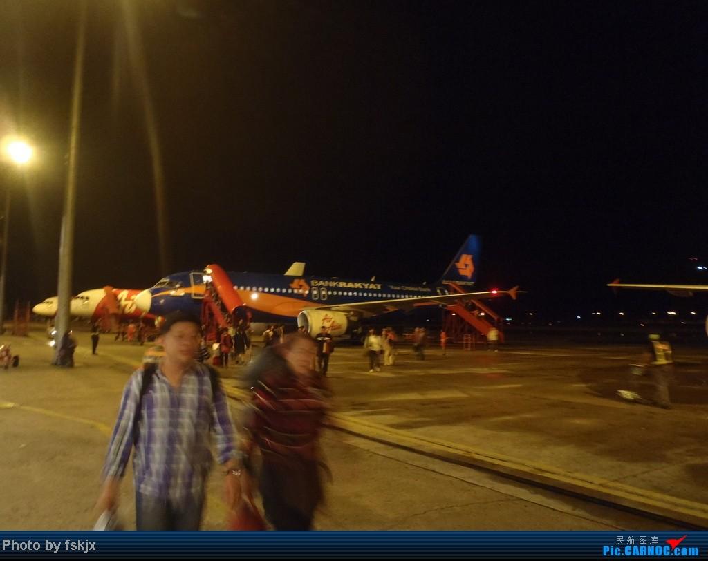 Re:[原创]【fskjx的飞行游记】亚航沙巴浮潜之旅 AIRBUS A320-200  中国广州白云机场 马来西亚沙巴机场
